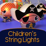 Children's String Lights
