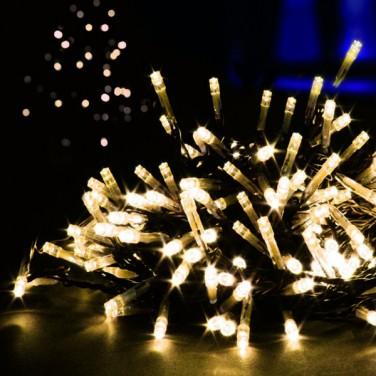 100 B O Outdoor Timer LED String Lights Indoor String Lights
