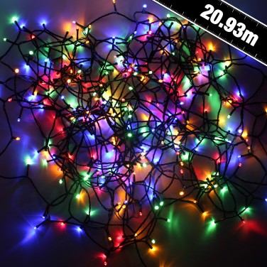 300 LED Dual Colour Chaser Lights