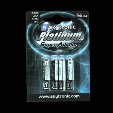 Batteries AAA (4 pack)