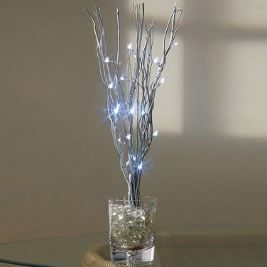 Battery Operated Portable Twig Light Fairy Lights