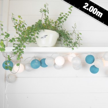 Cable & Cotton Ice Fairy Lights 20 LED
