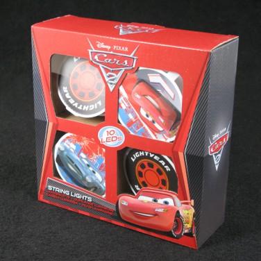 Disney/Pixar Cars 2 Lightning McQueen String Lights