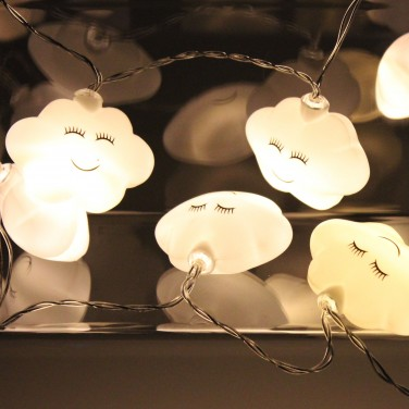 Cloud String Lights