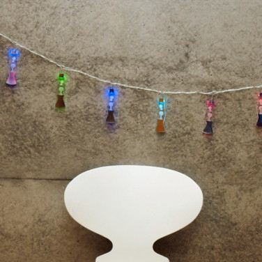 Lava Lamp String Lights : Fairy Lights and String Lights