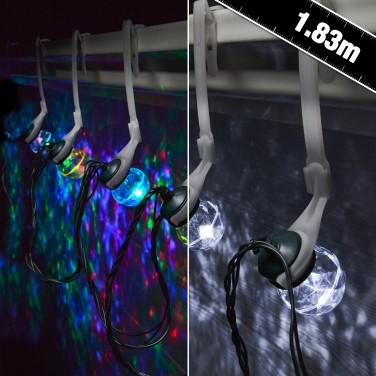 Projector String Lights