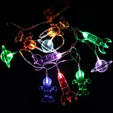 Spaceman String Lights