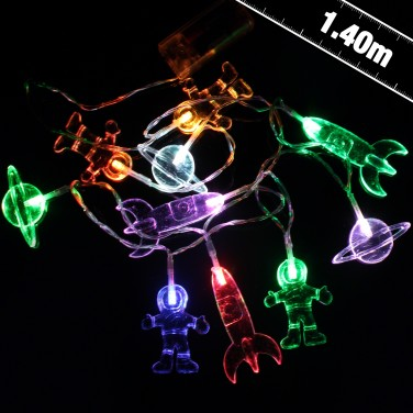 Spaceman String Lights