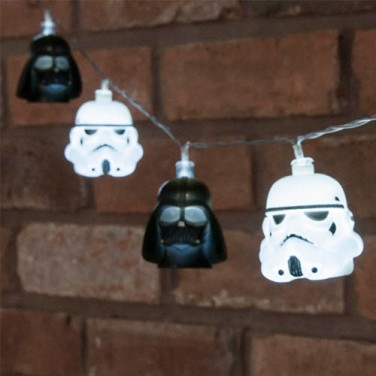 Star Wars 3D Fairy Lights