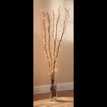 Natural Twig Light Fairy Lights