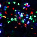 1000 LED Solar Stringlights Multicolour