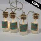 Christmas Mini Jar String Lights