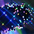 20m Connectable Heavy Duty Colour Scroll String Lights