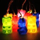 Jelly Bear Fairy Lights