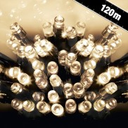 1200 LED Warm White Supabrights